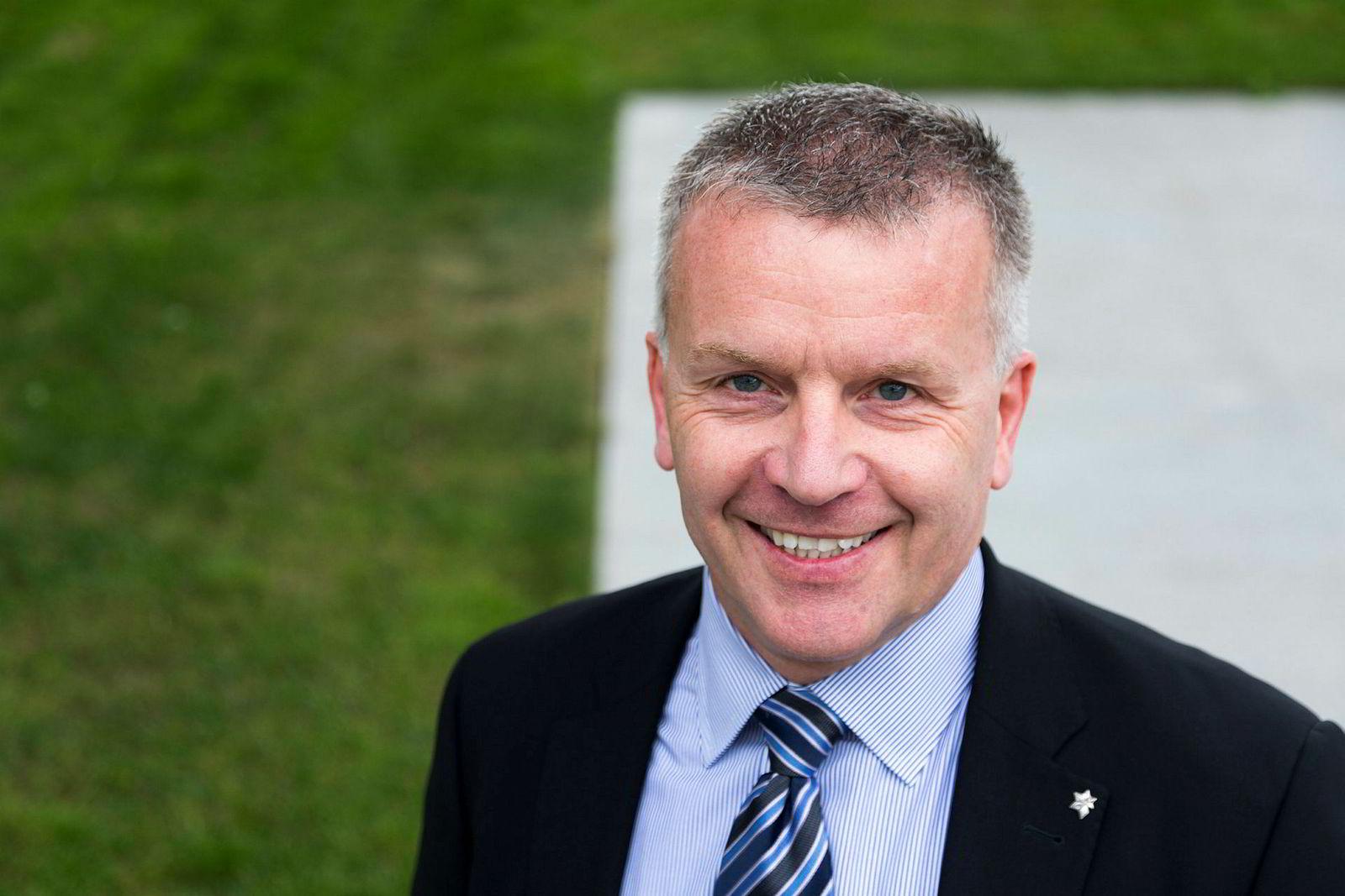Sjeføkonom Eirik Wærness i Equinor.
