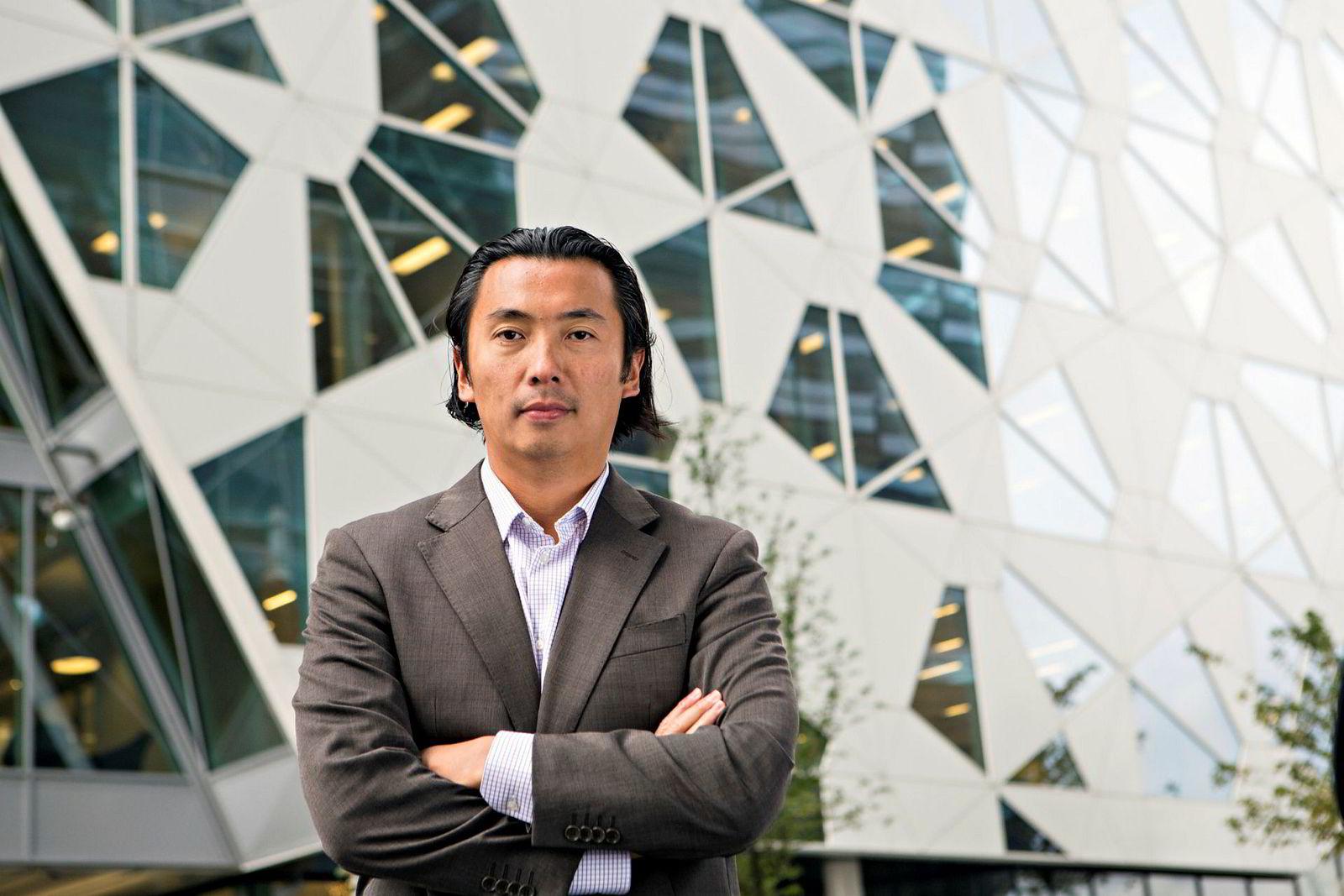 Porteføljeforvalter Olav Chen i Storebrand Asset Management tror ikke det blir et nytt sjokk for markedet, slik man så i mars.