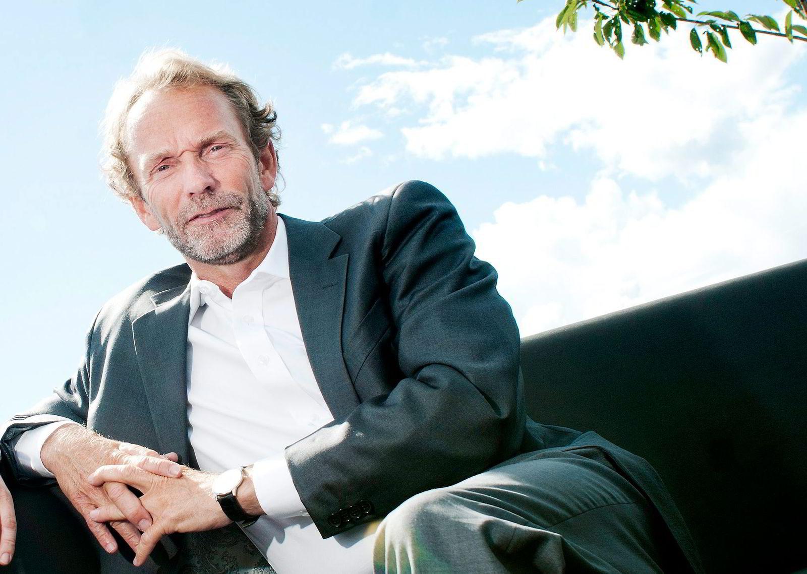 Harald Magnus Andreassen, sjeføkonom Swedbank