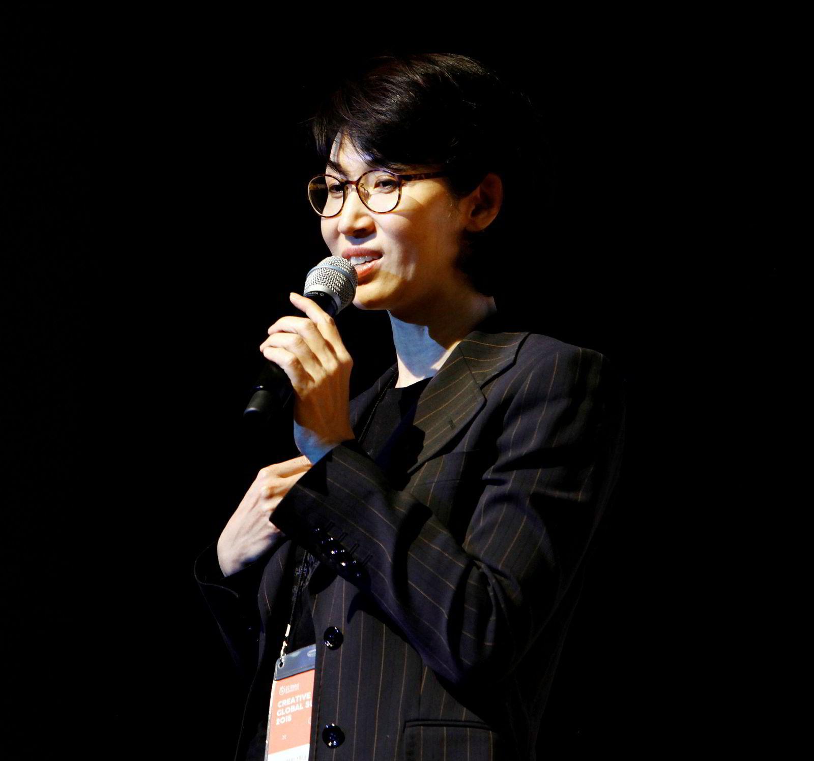 Roh Soh-yeong er datter av Sør-Koreas tidligere president Roh Tae-woo