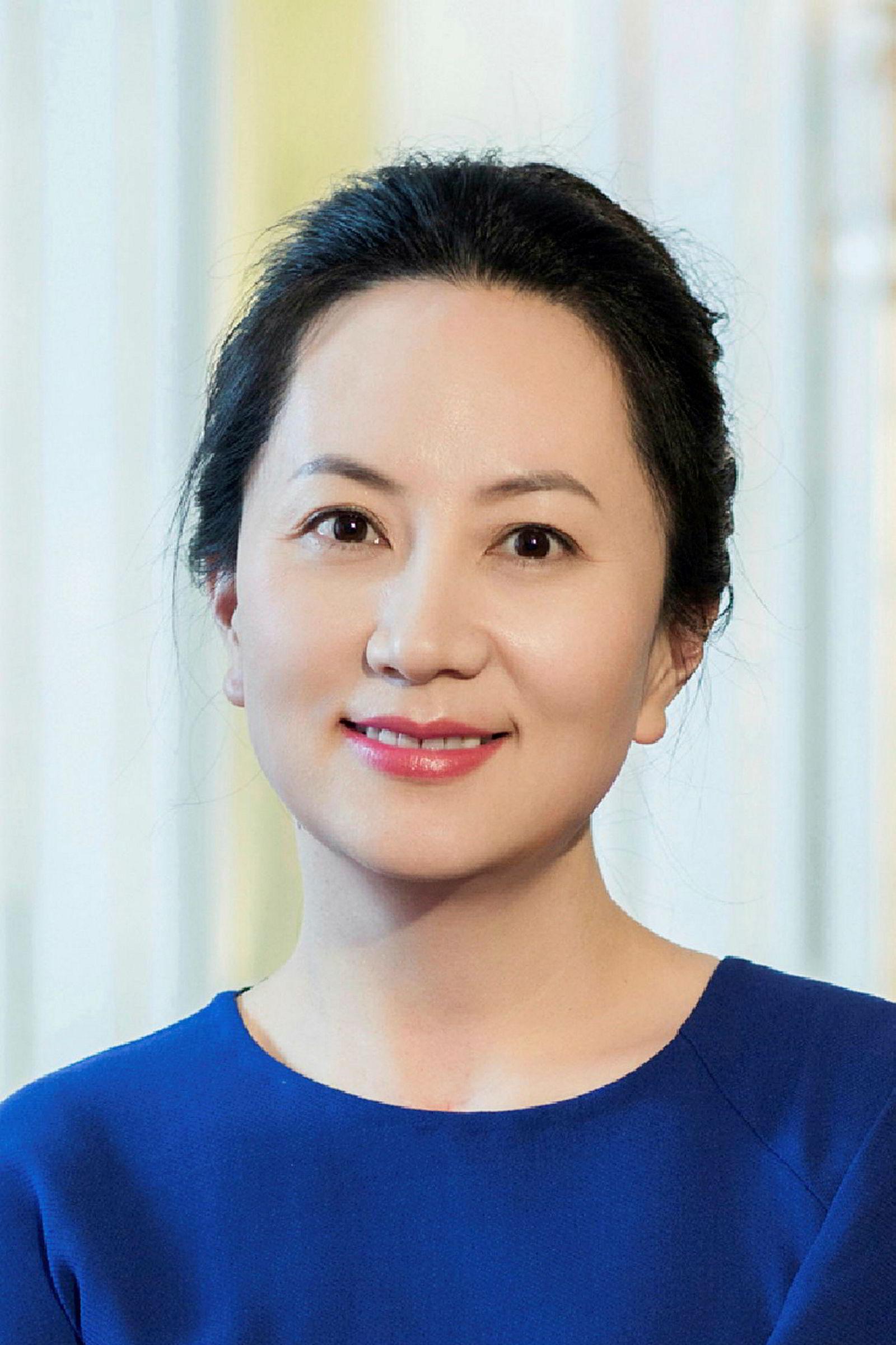 Meng Wanzhou, Huaweis finansdirektør.