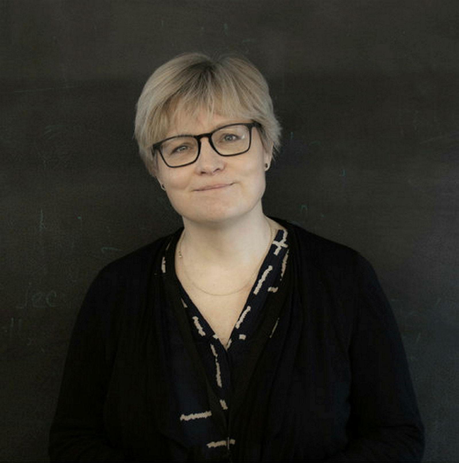 Karin Ibenholt, samfunnsøkonom og fagsjef i Samfunnsøkonomisk analyse og forsker i Kunnskapsverket - nasjonalt senter for kulturelle næringer.