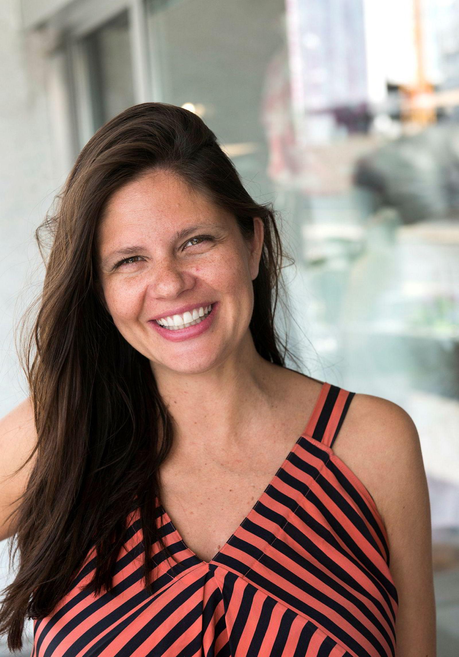 Nadia Martin Wiggen, oljeanalytiker i Pareto.
