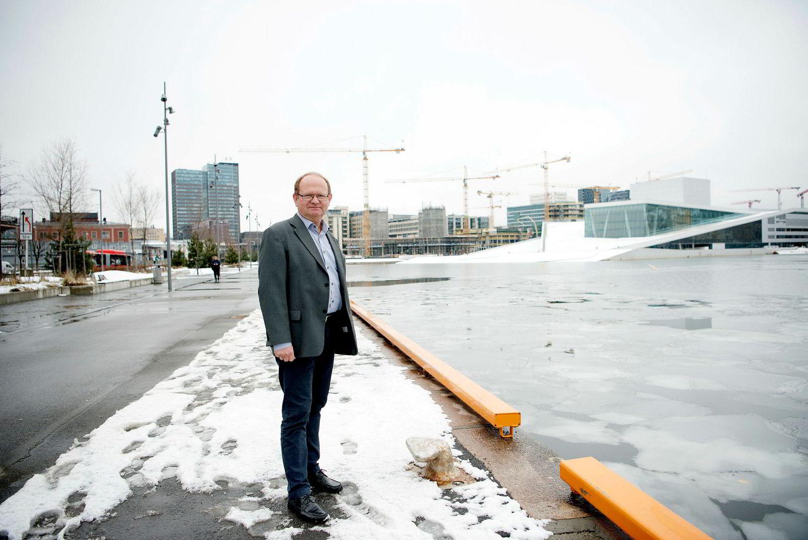 Per Einar Ruud er fagsjef i Bisnode.