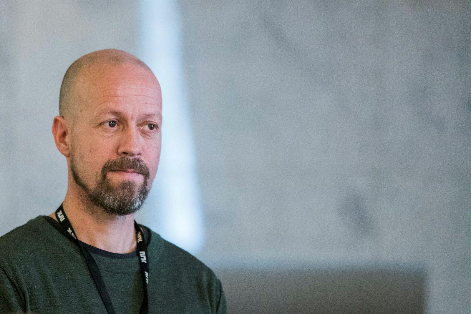 Per Arne Kalbakk ønsker ikke å kommentere om interne diskusjoner i NRK.