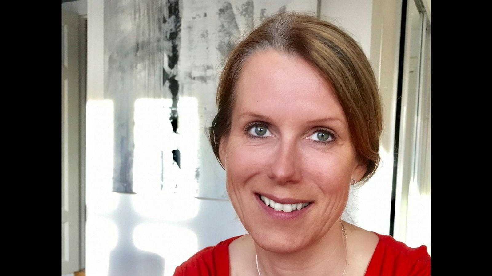 Daglig leder Anne Kolbjørnsen i Anagram Norge.