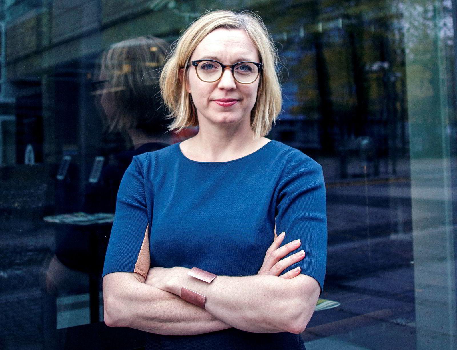 Kulturredaktør i Aftenposten, Sarah Sørheim.