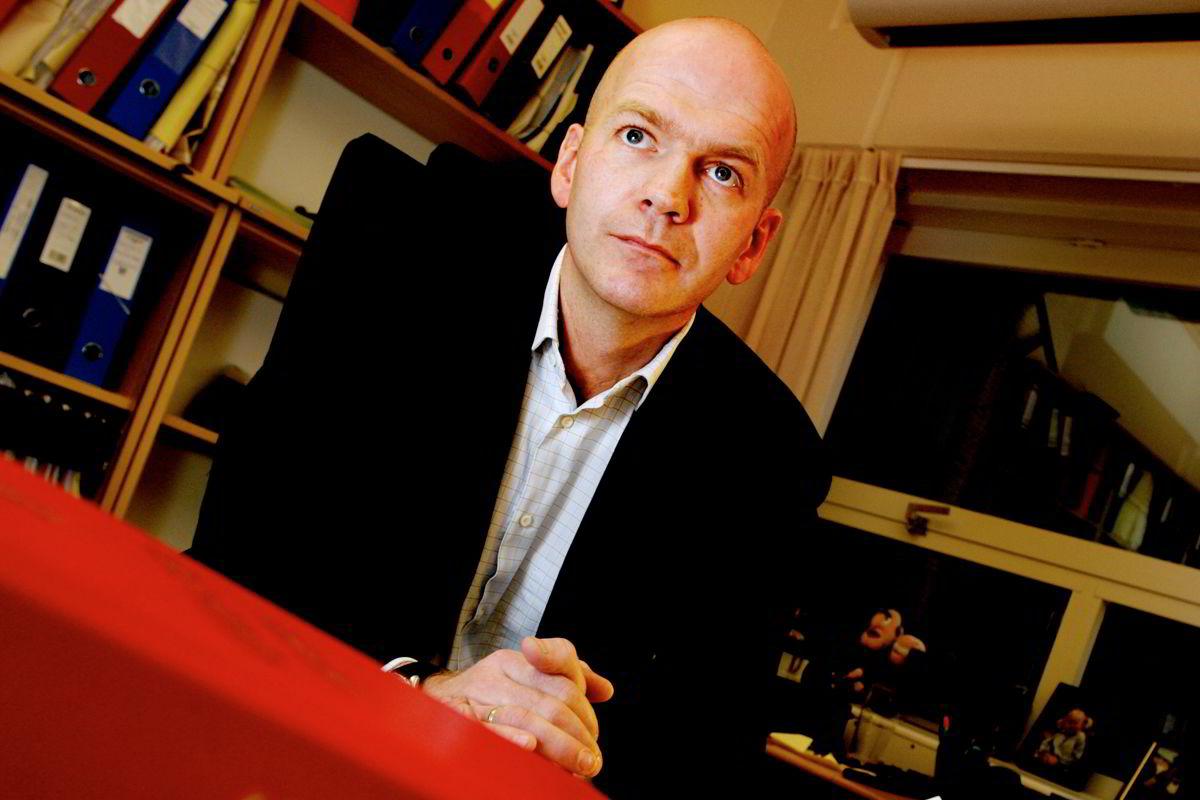 Advokat Christian Lundin.