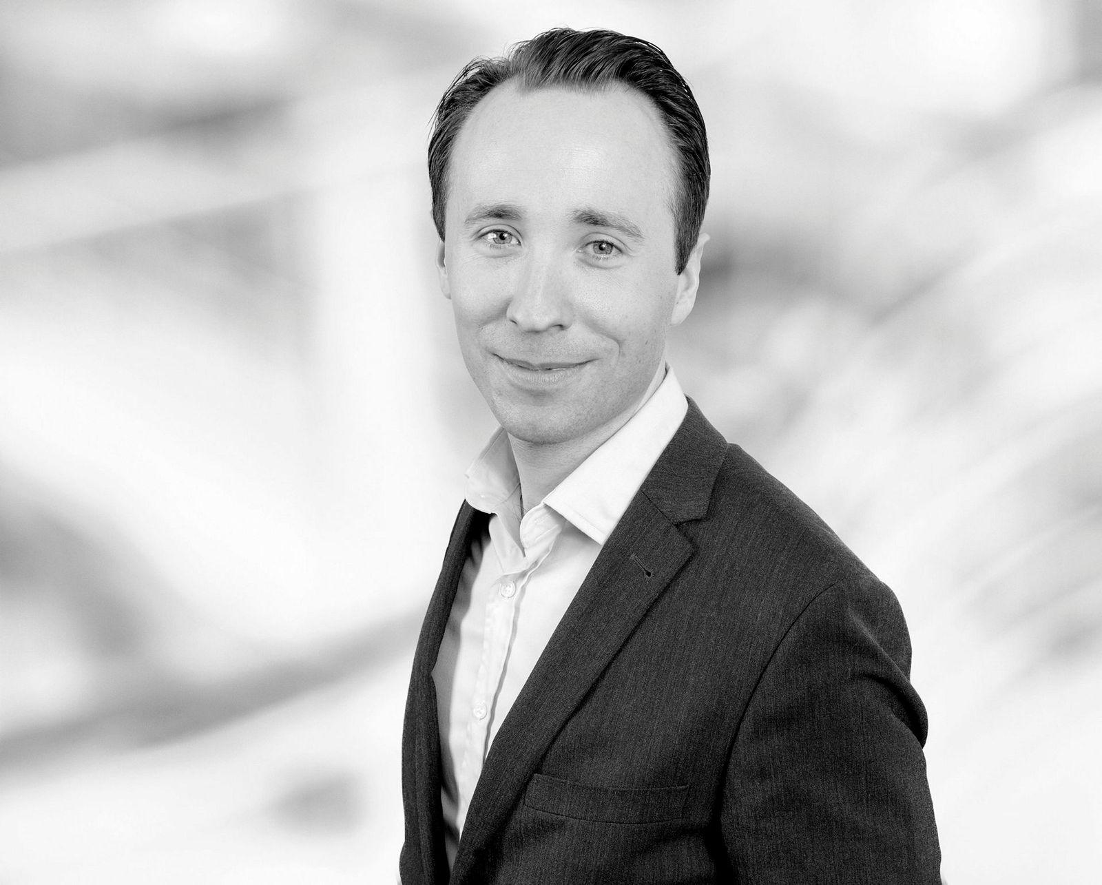 Audun Martinsen, partner og ansvarlig for oljeservice i Rystad Energy