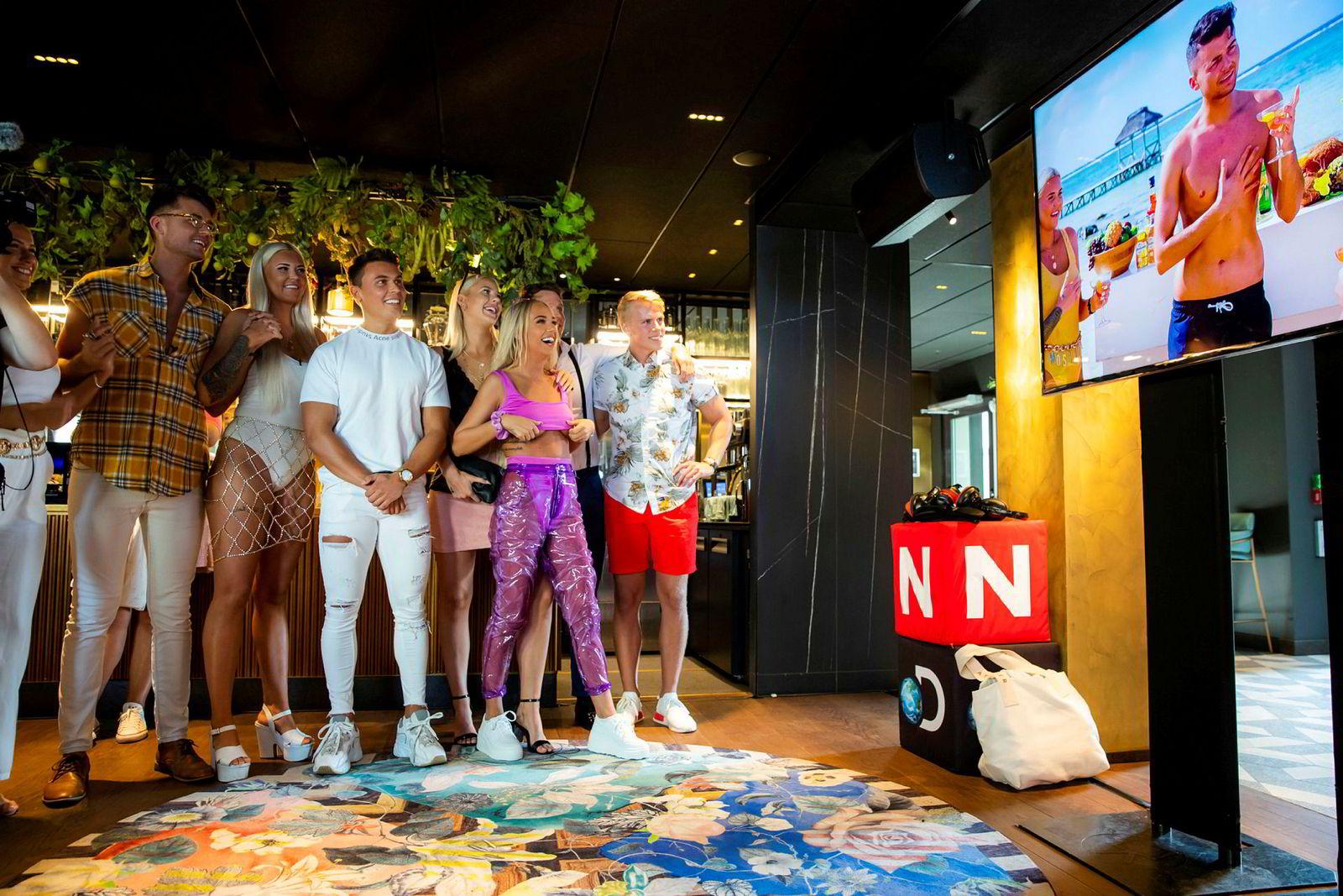 Discovery eier tv-kanalen TVNorge som i fjor blant annet viste realityserien «Ex on the Beach».