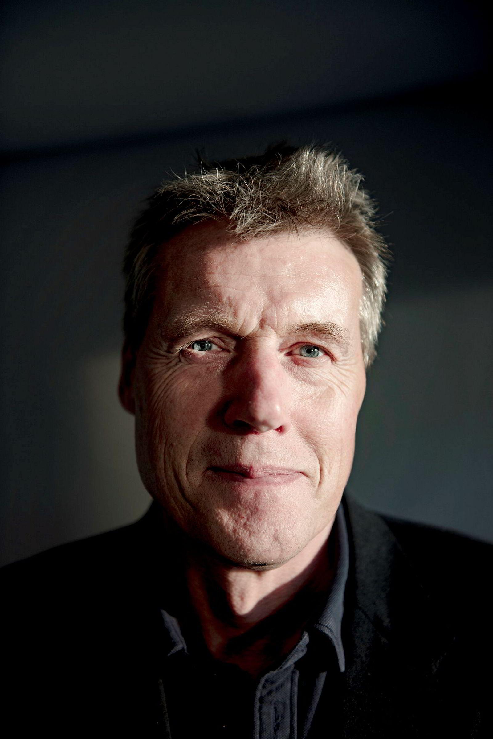 Administrerende direktør Dag Sørsdahl i Dagbladet-eier Aller Media.
