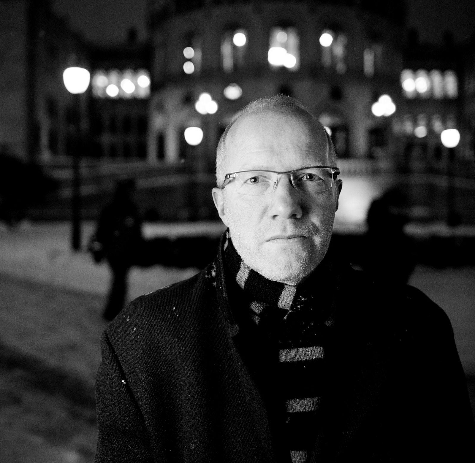 Generalsekretær i redaktørforeningen Arne Jensen.