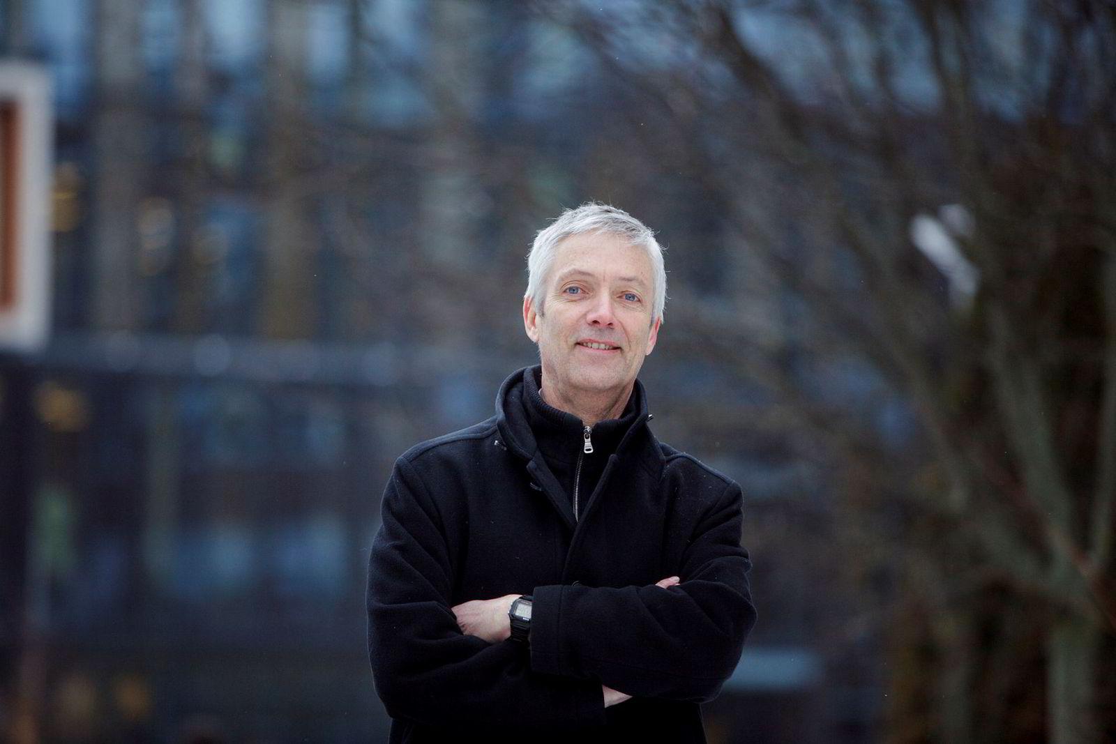 Steinar Holden er professor i samfunnsøkonomi.