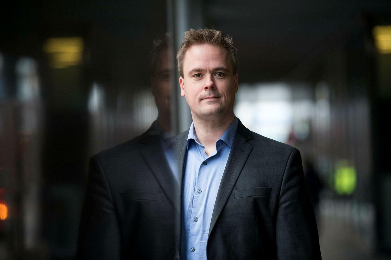 Endre Jo Reite, leder for privatmarked i BN Bank, tror folk må belage seg på å få låne mindre i tiden fremover.