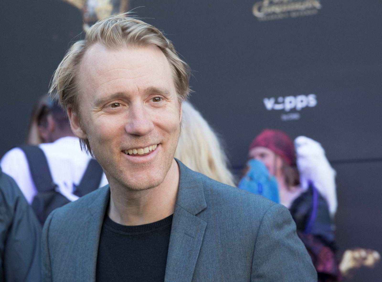 Innbytterstjerne: «Vikings»-skuespiller Thorbjørn Harr erstattet Joner på kort varsel.
