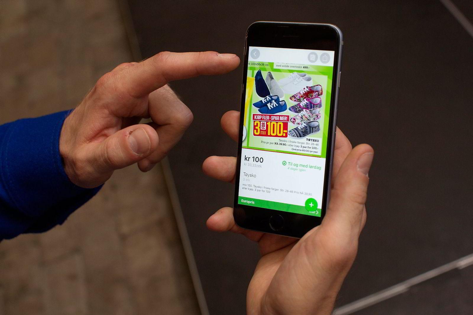 a0e1a6e9 Shopgun har en app som er lastet ned 1,7 millioner ganger i hjemlandet  Danmark