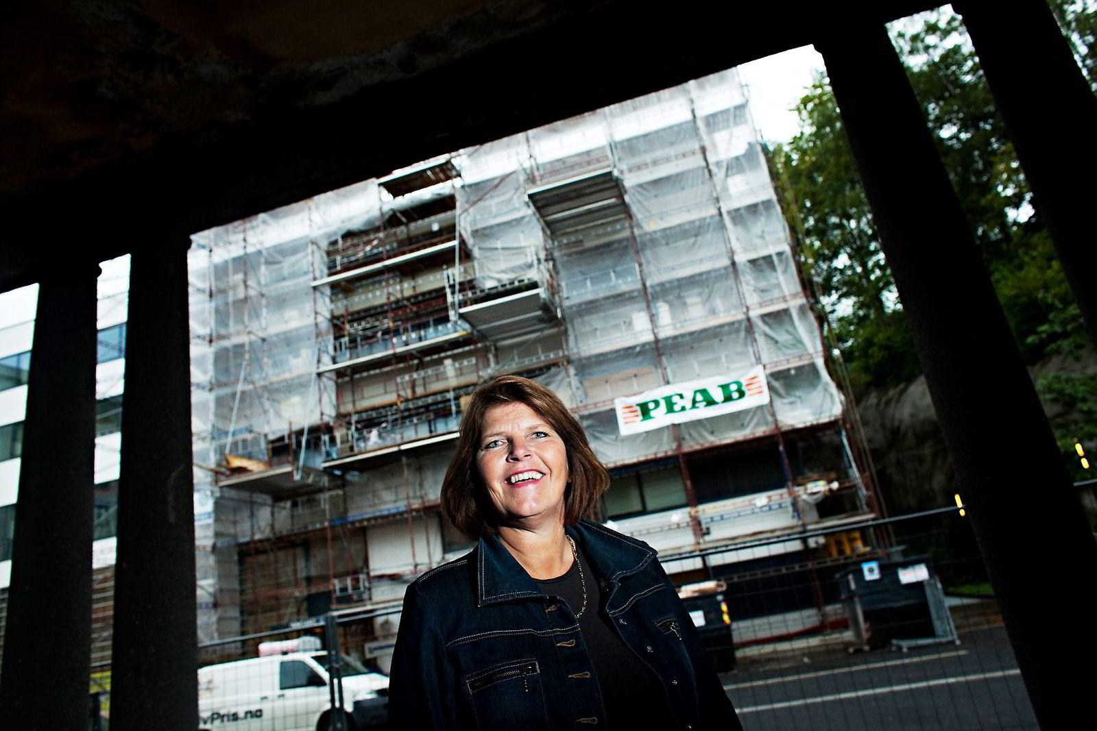 Nina Torp Høisæter (59) er administrerende direktør i Aberia Healthcare og eier vel ti prosent av aksjene.