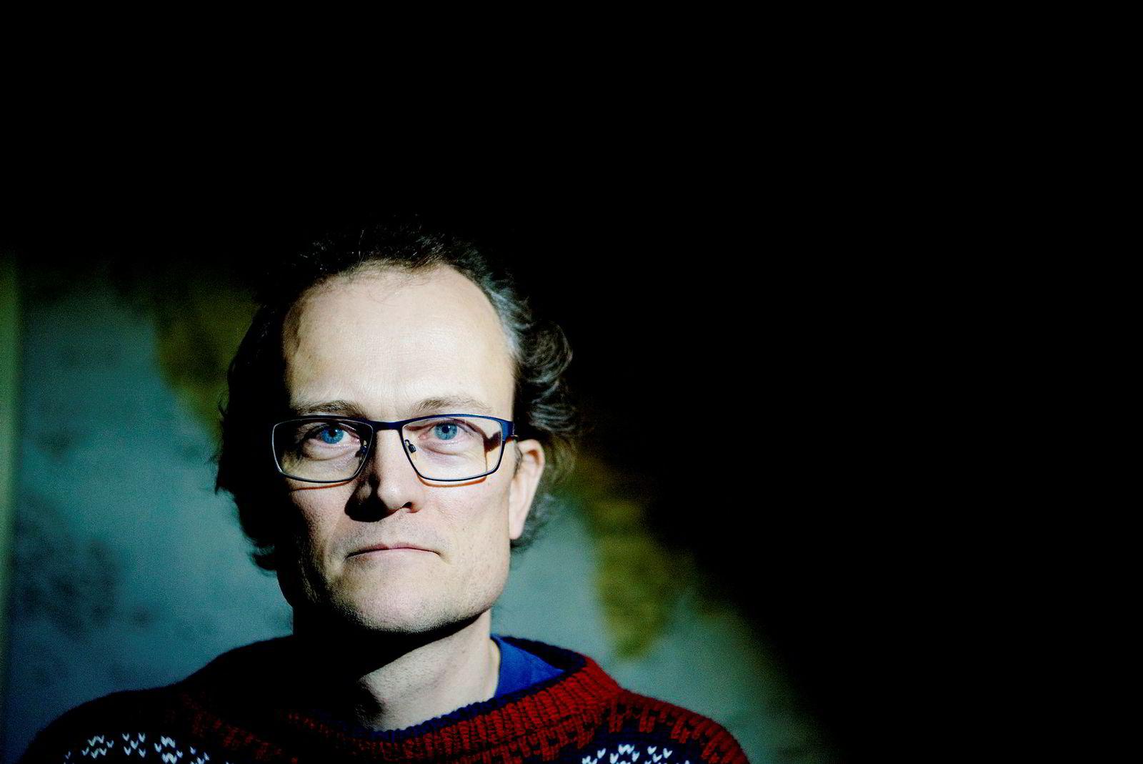 Sturle Melvær Sunde driver markedsplassen Sunde bitmynthandel for kjøp og salg av bitcoin.
