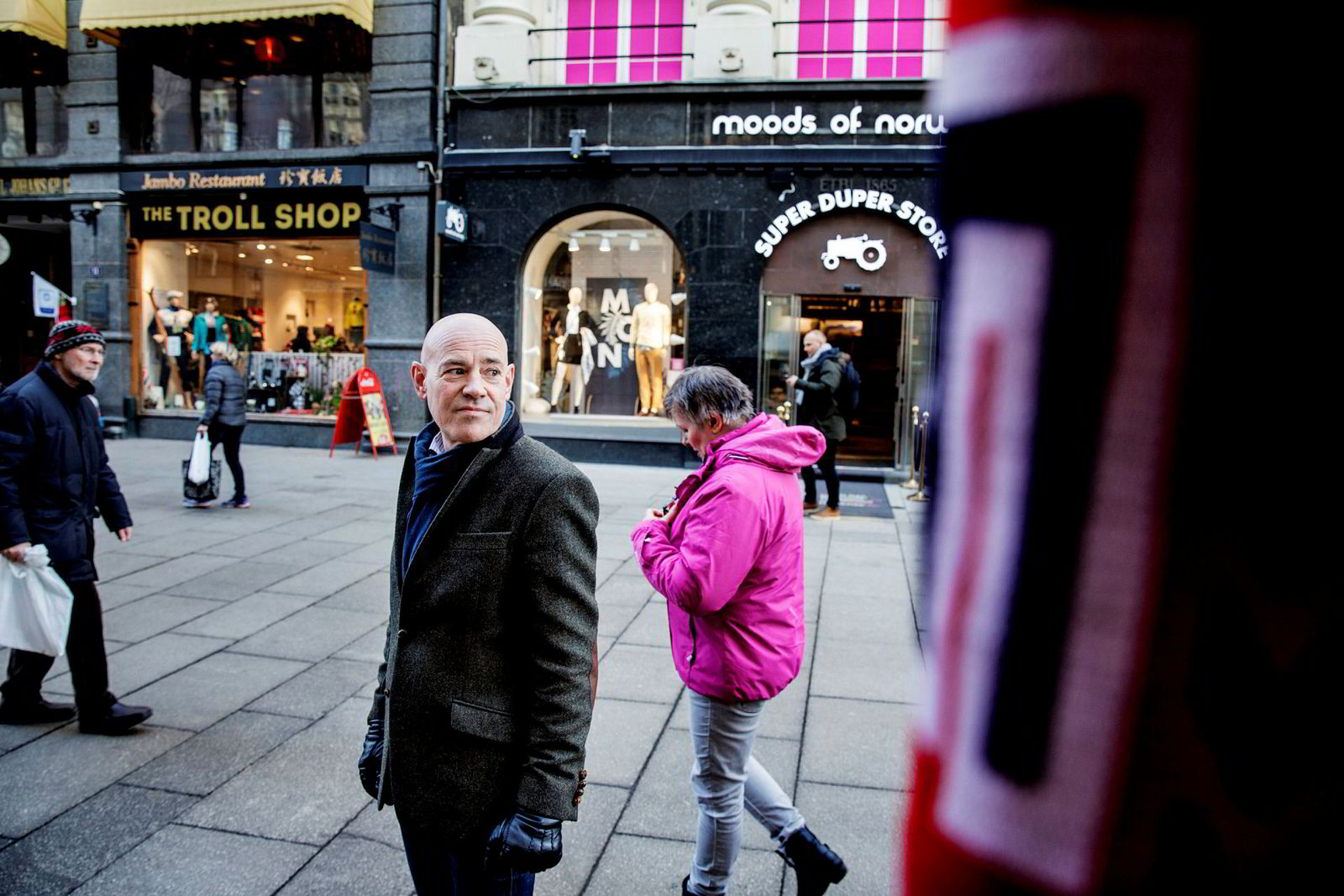 Bror Stende er direktør i Virke Mote & Fritid.
