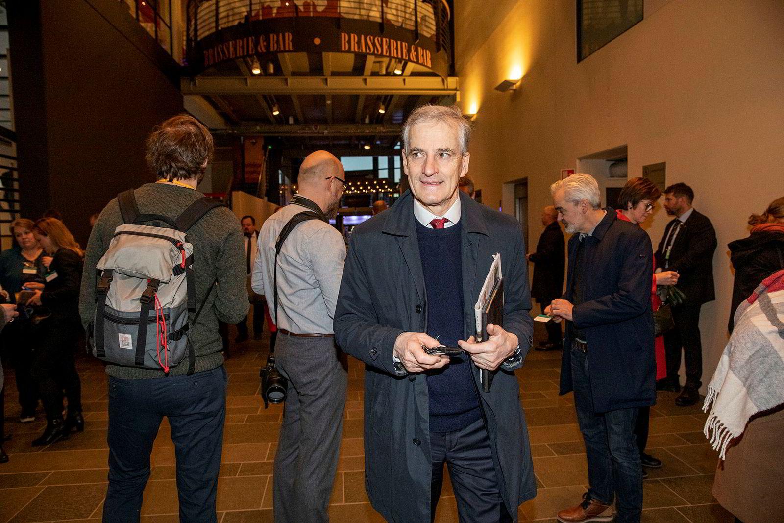 Også Ap-leder Jonas Gahr Støre er bekymret.