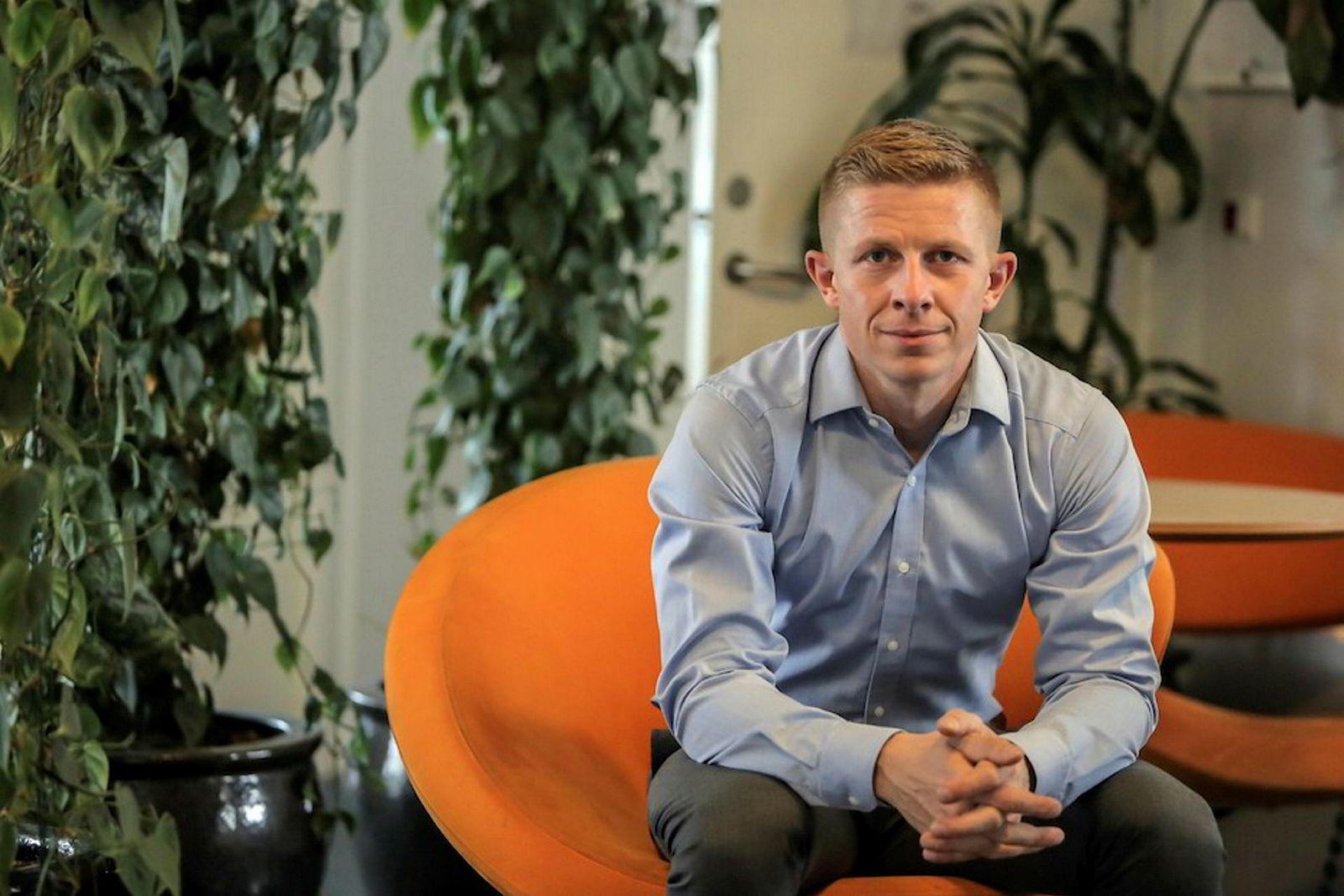 Brian Vad Mathiesen, professor i energiplanlegging ved Aarhus Universitet.