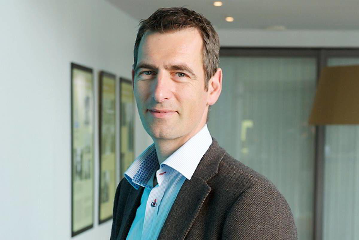 Seniorrådgiver og ID-ekspert Christan Meyer i NorSIS.