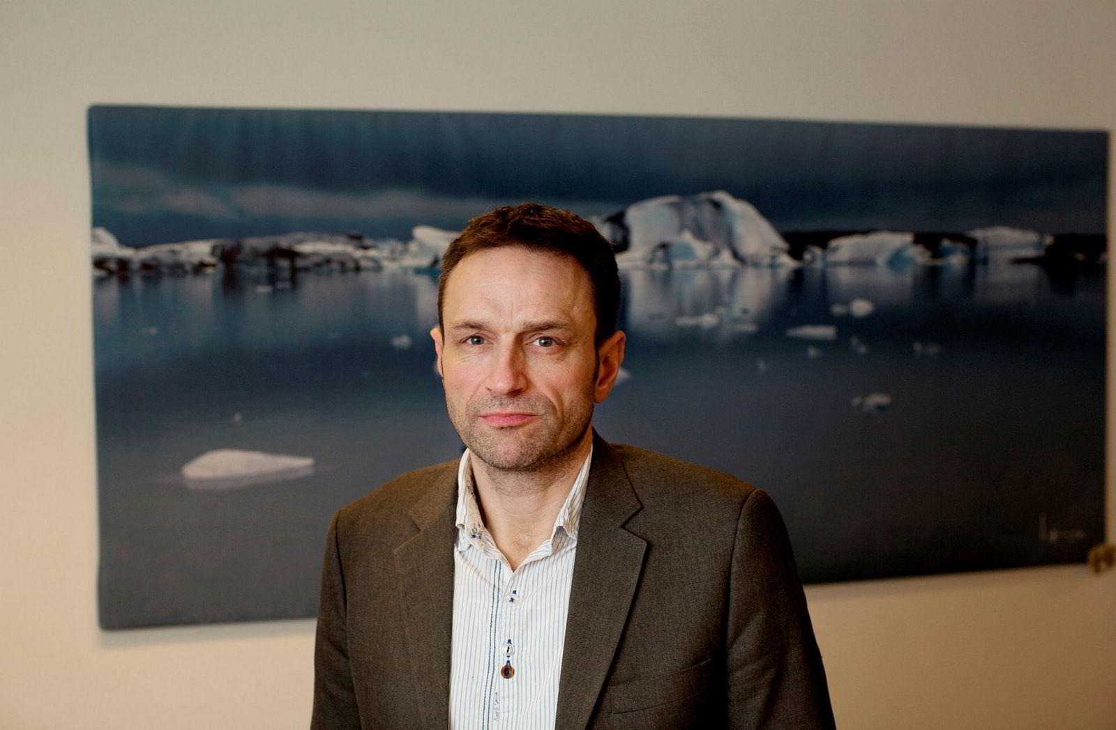 Arild Hermstad (MDG) er miljøbyråd i hovedstaden.