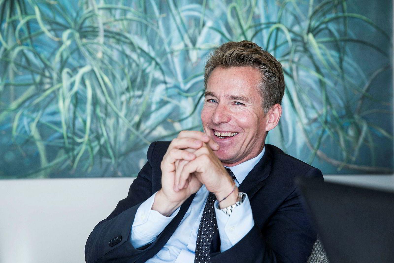 Hugo Maurstad i oppkjøpsfondet Altor ble valgt som styreleder i XXL på generalforsamlingen.