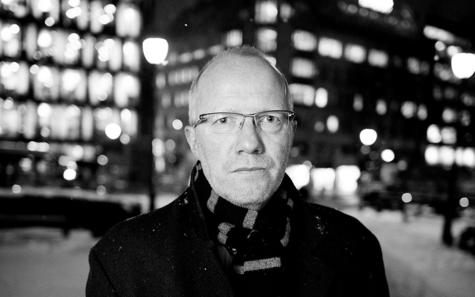 Generalsekretær i Norsk Redaktørforening, Arne Jensen.