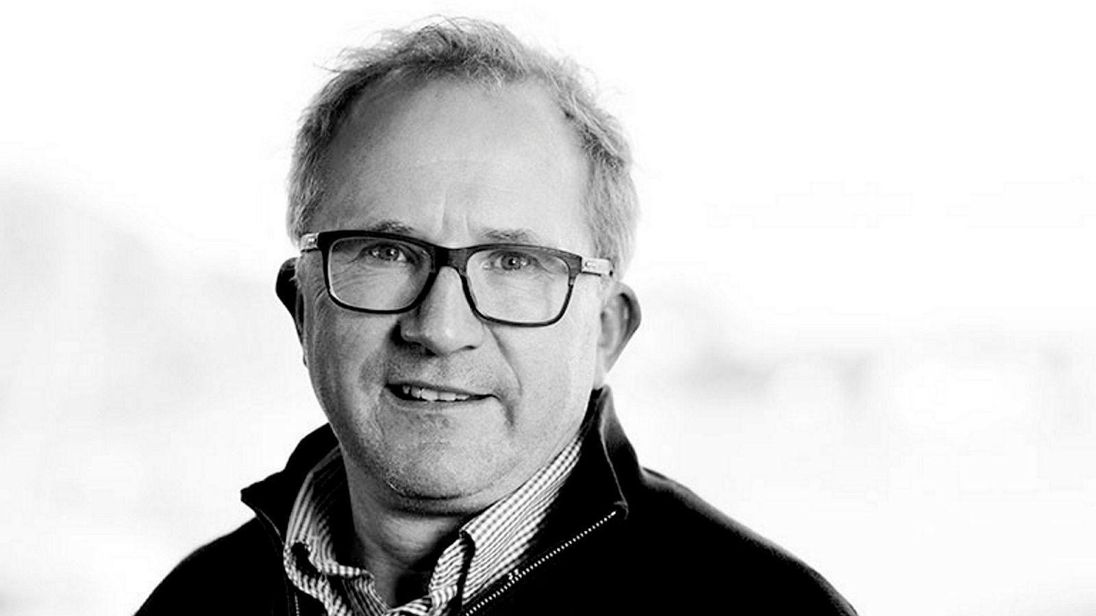 Virksomhetsleder Arne Nicander i Larvik kommune solgte eiendommen til Lervik.