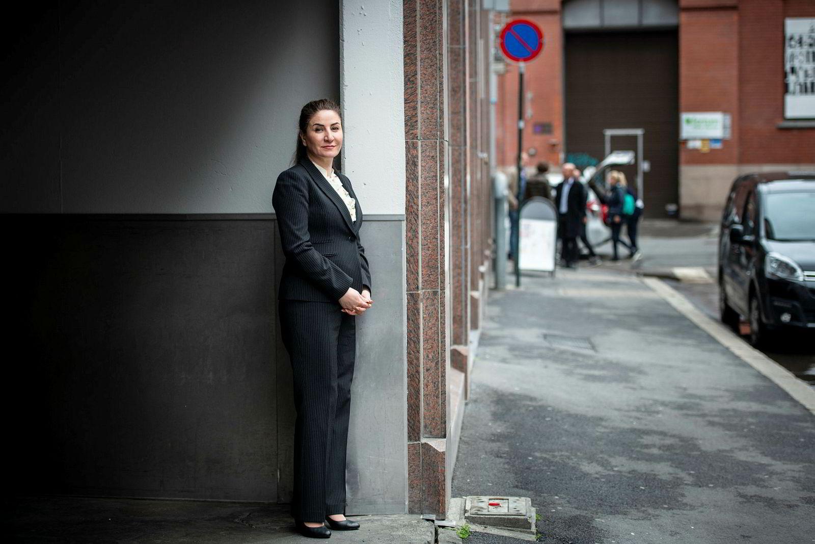 Parlamentariker Vian Dakhil fra Irak er denne uken i Oslo for blant annet å møte Stortingets religionsfrihetsgruppe.