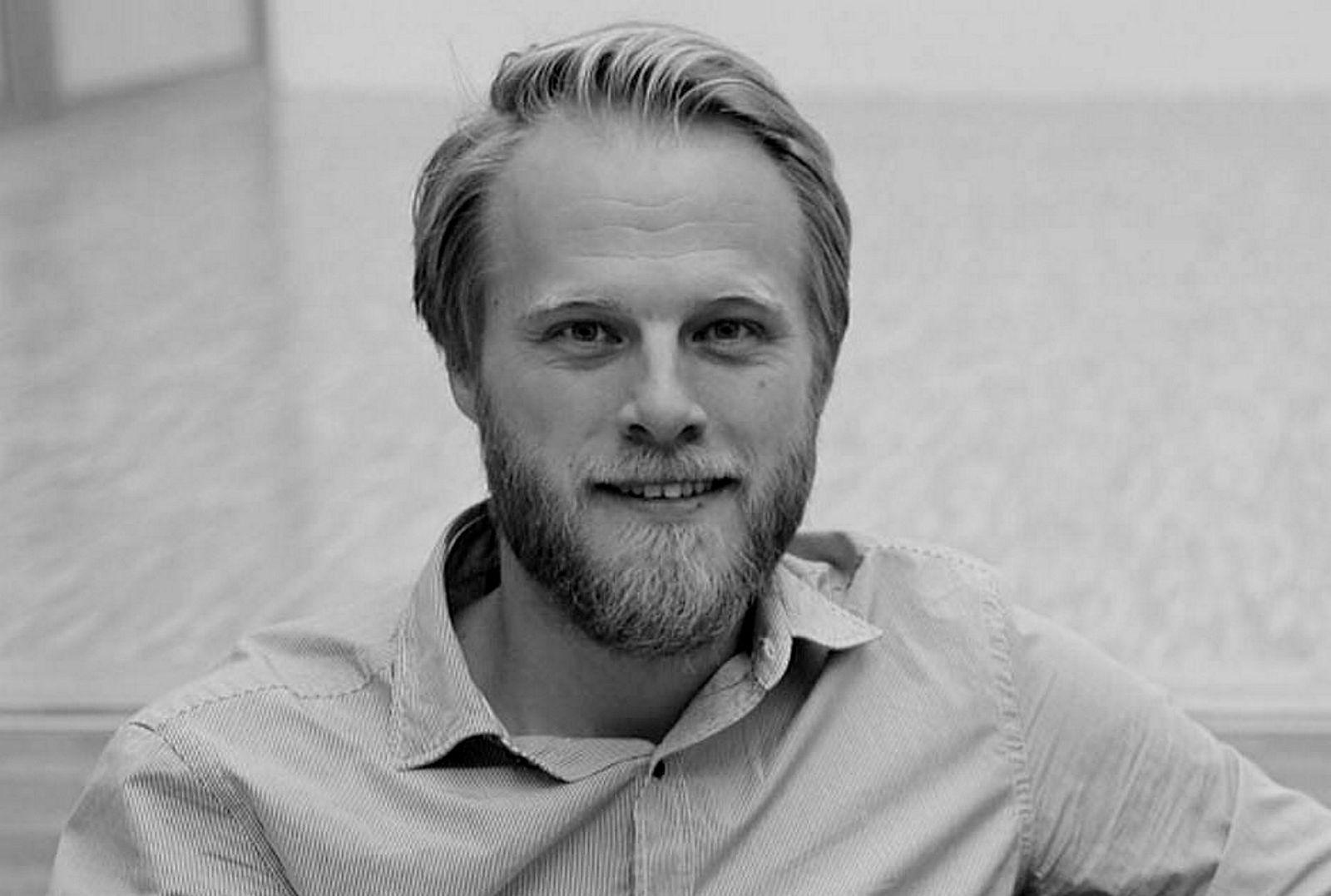 Glenn Engebretsen, tv-sjef i Groupm.