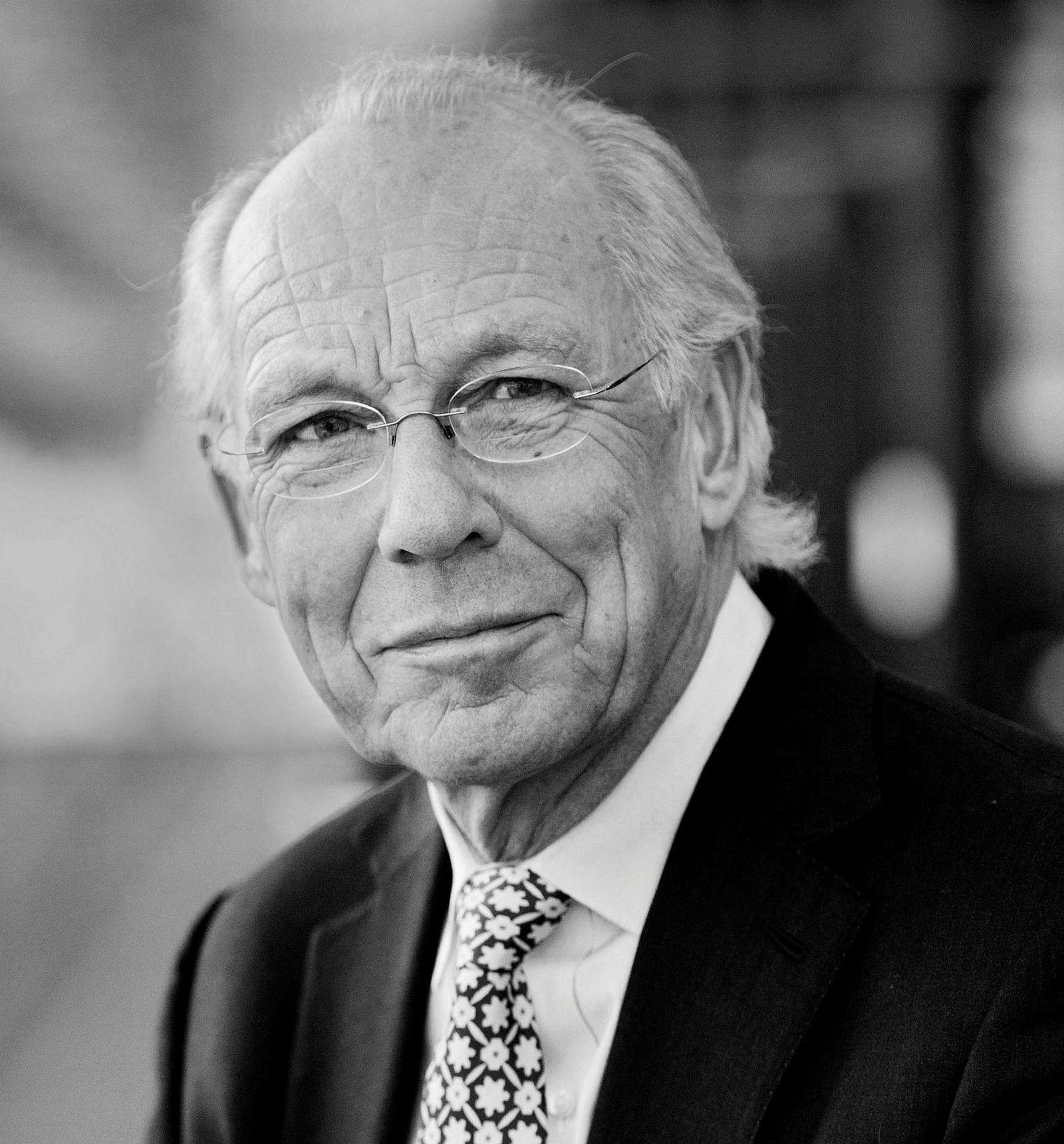 Jørgen Randers, professor emeritus, Handelshøyskolen BI.