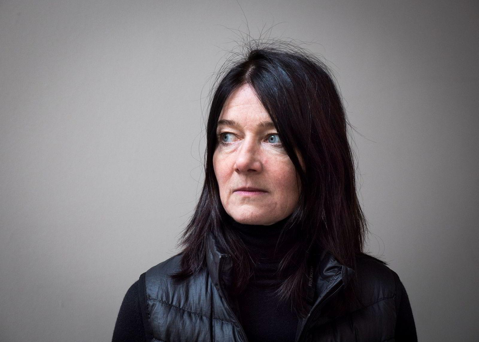 Økokrim-etterforsker Elisabeth Harbo-Lervik.