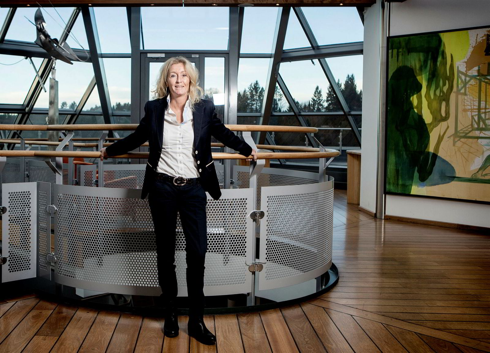 Grethe Meier, administrerende direktør i Privatmegleren.
