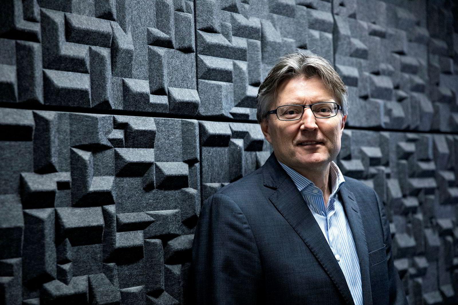 Petter Tusvik, porteføljeforvalter i Alfred Berg Kapitalforvaltning as.
