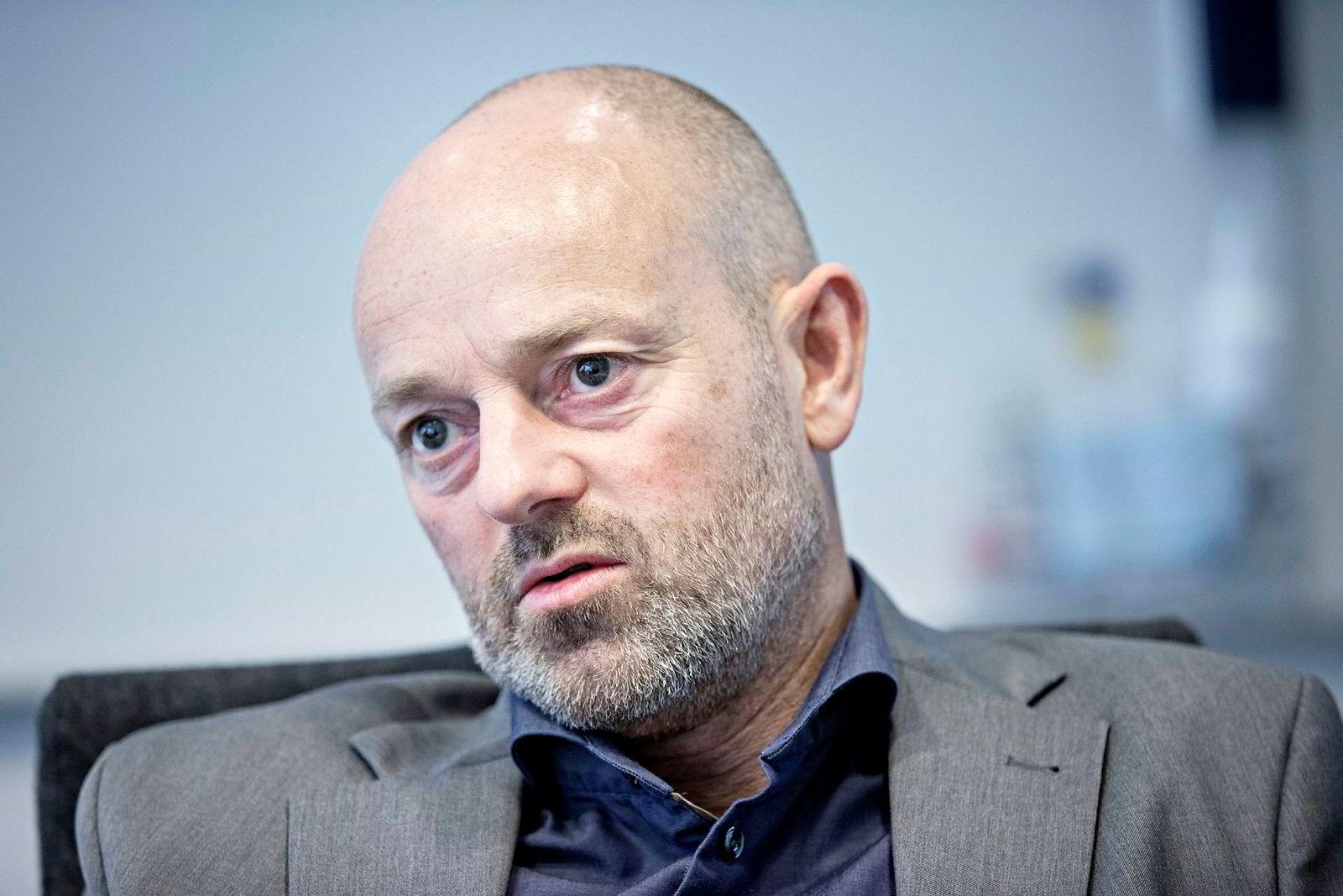 Bjørn Takle-Friis.