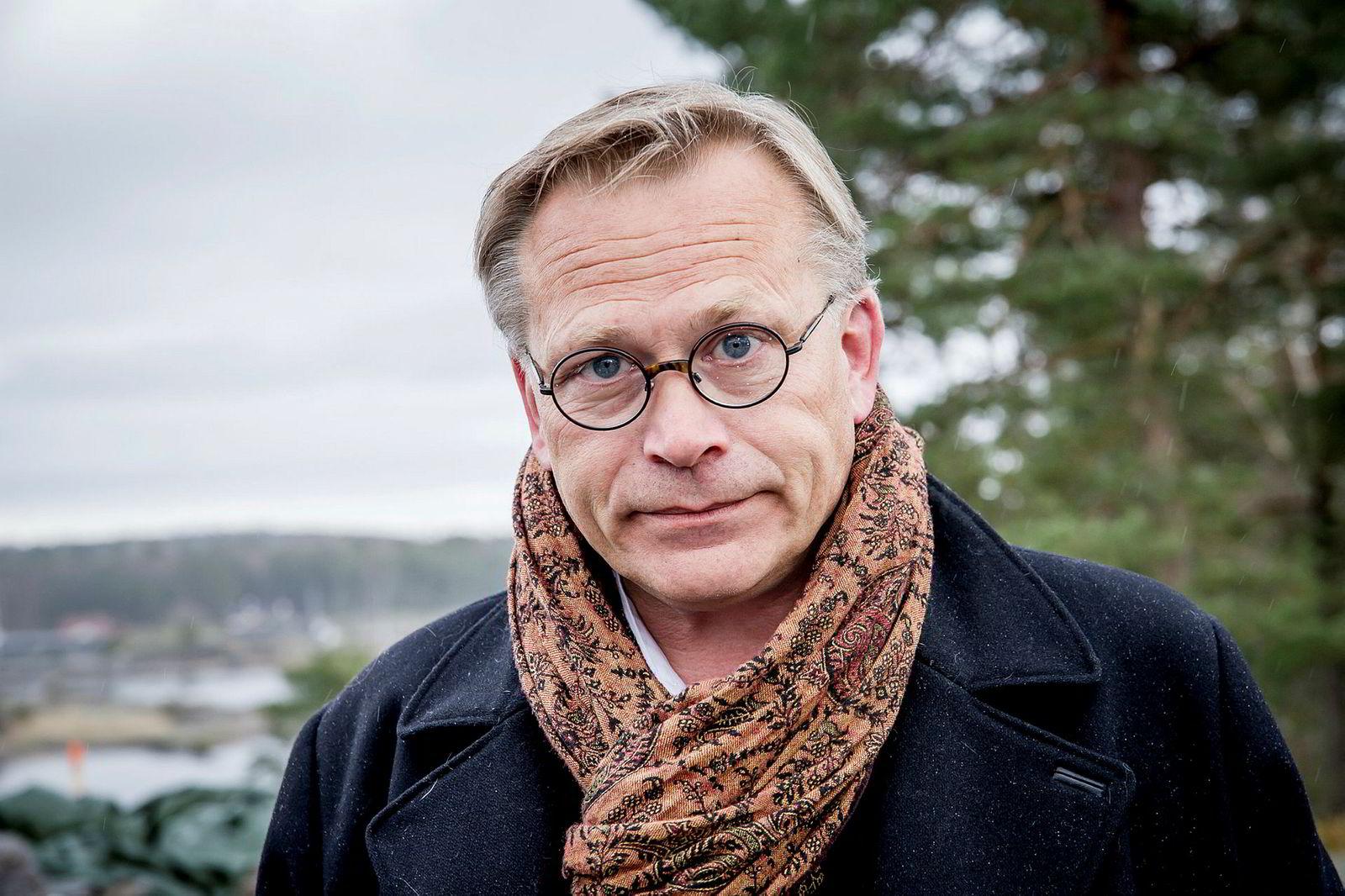 Arkitekt Rune Breili.