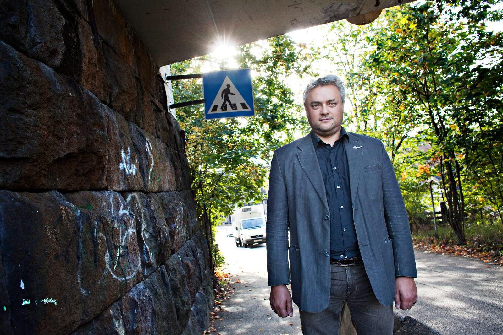SLÅR TILBAKE. Underdirektør Jorge Jensen i Forbrukerrådet. Foto: