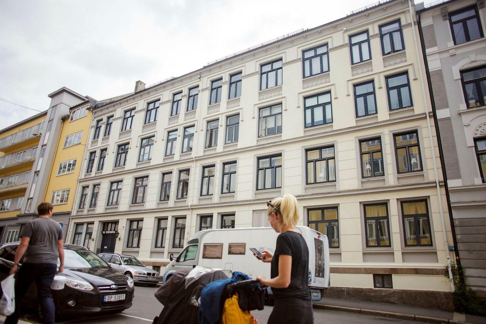 Therese Johaug eier også en leilighet på Adamstuen i Oslo.