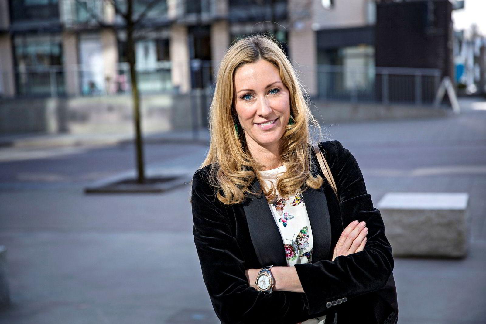 Hedda Ulvness, administrerende direktør i Eie Eiendomsmegling.