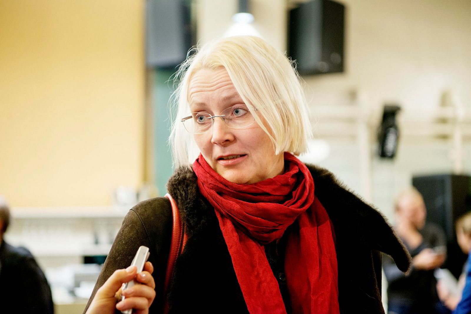Førsteamanuensis Anniken Hagelund ved Institutt for sosiologi og samfunnsgeografi på Universitetet i Oslo (UiO).