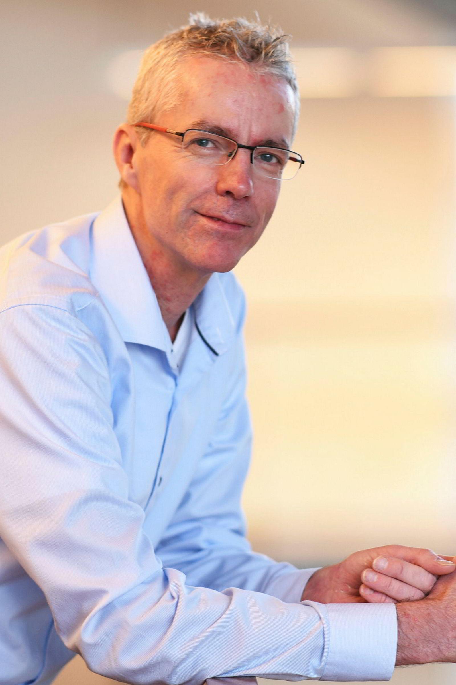 Oddleif Westby er leder for eSim-prosjektet i Telenor Norge.