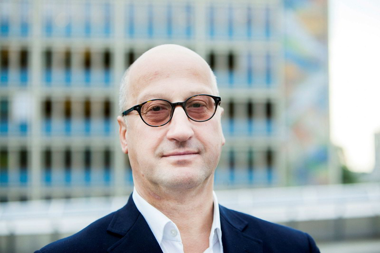 Albert Collett, investeringsdirektør i Arctic Fund Management.