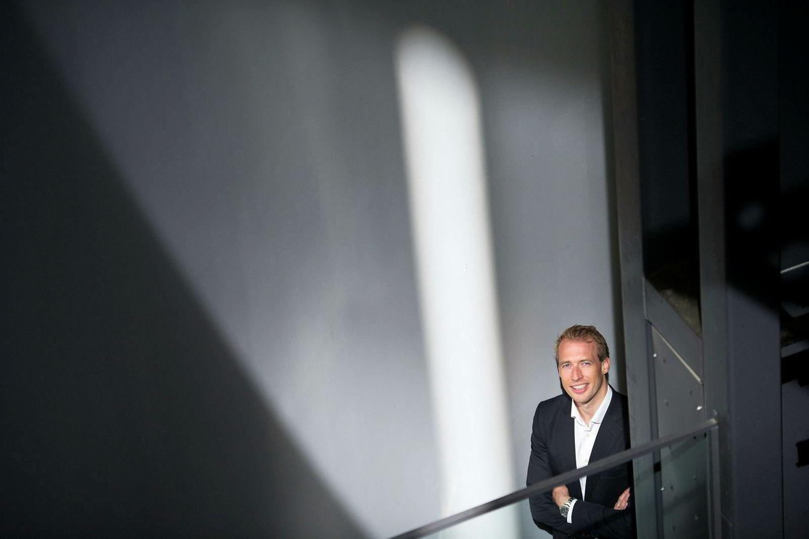 Teodor Sveen-Nilsen i Sparebank 1 Markets.