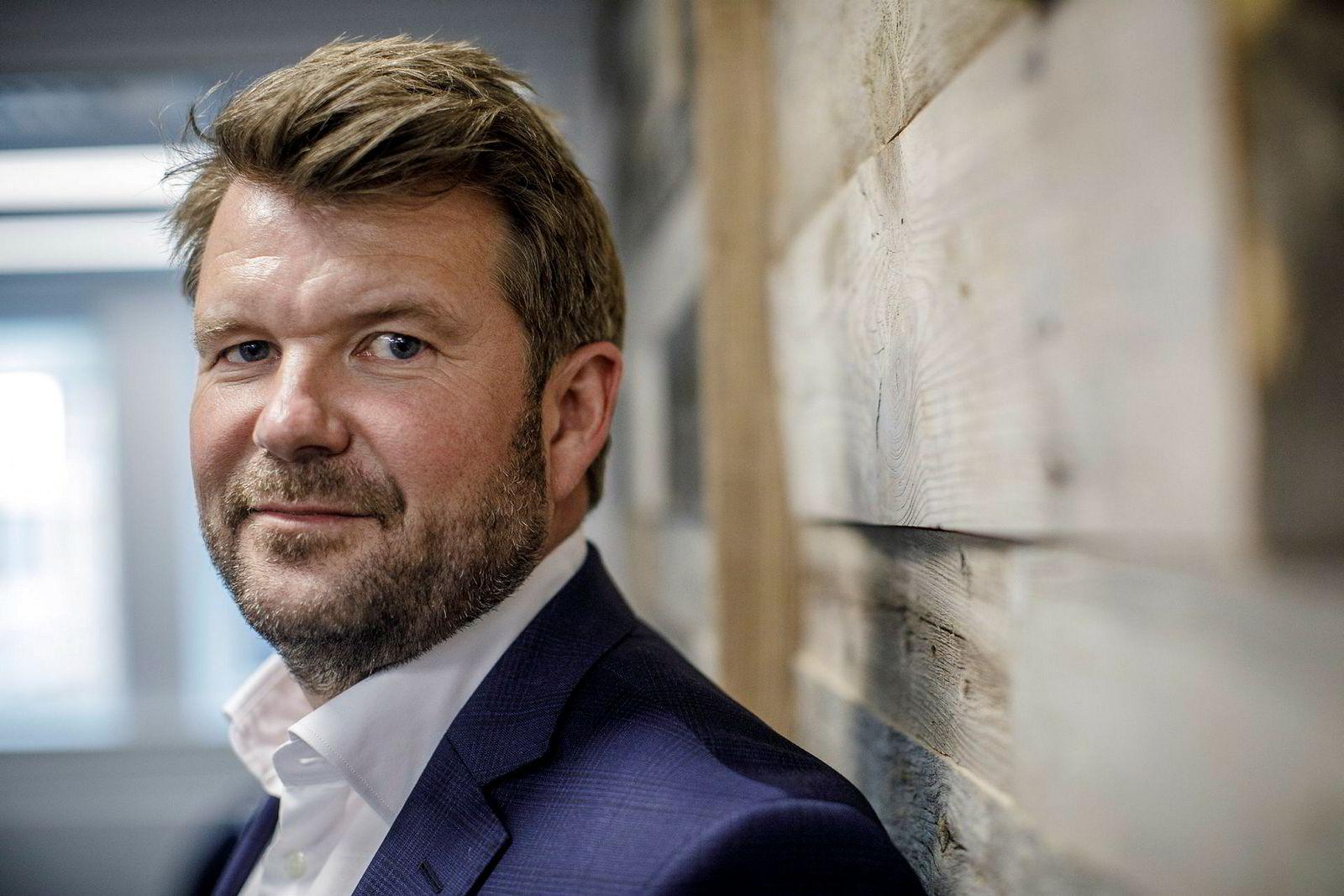 – Han er globalt anerkjent og har et globalt nettverk, sier Reynir Kjær Indahl i Summa Equity.