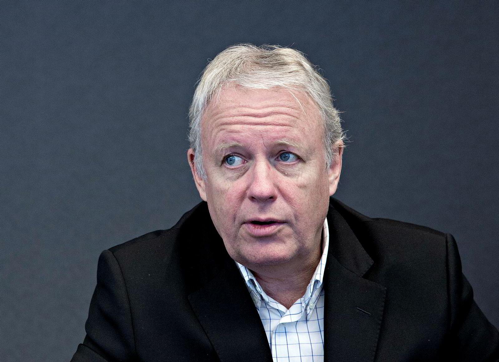 Per Otto Dyb, tidligere styreleder i Innovasjon Norge.