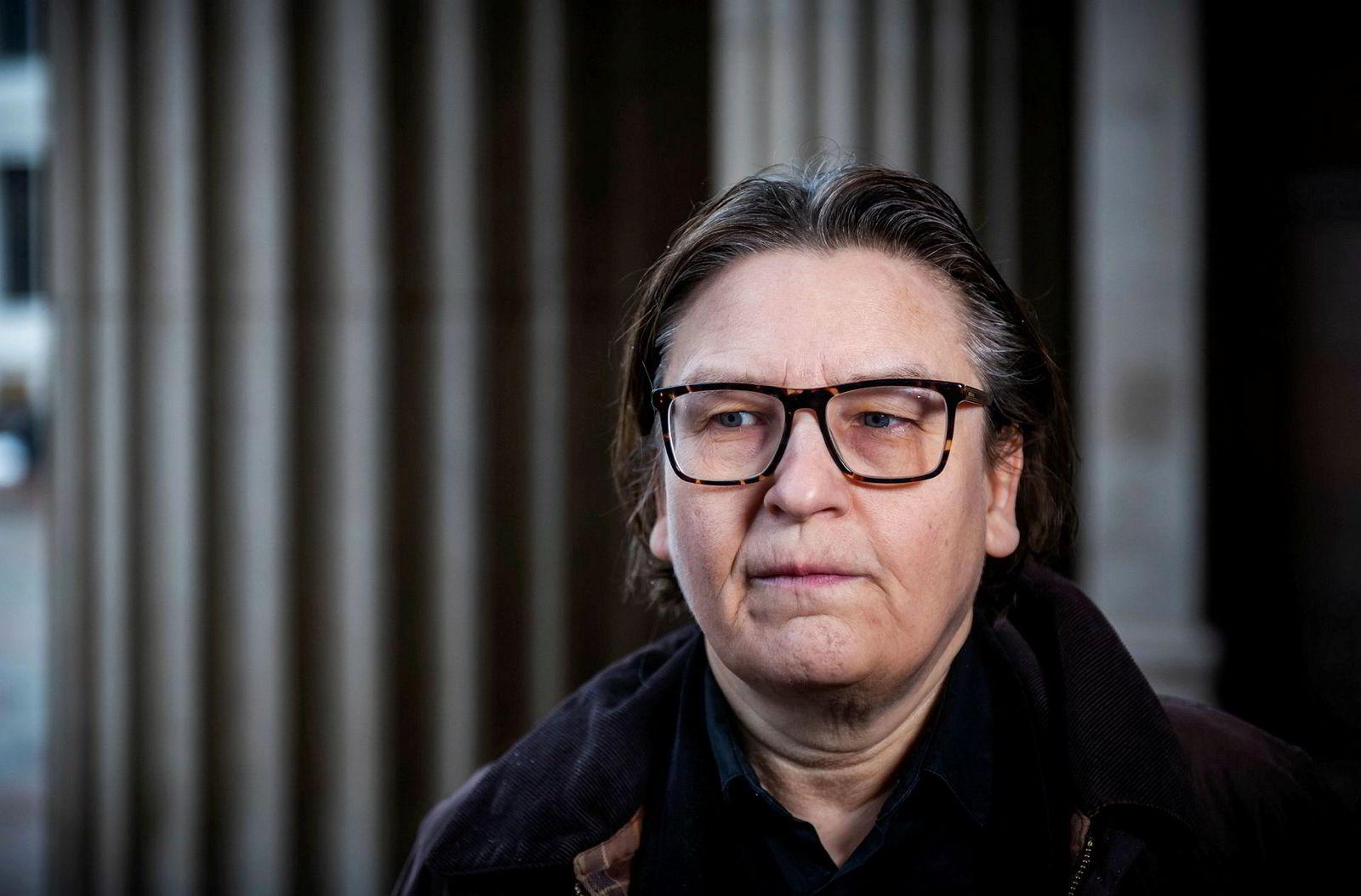 Dekan Ragnhild Hennum ved juridisk fakultet ved Universitetet i Oslo.