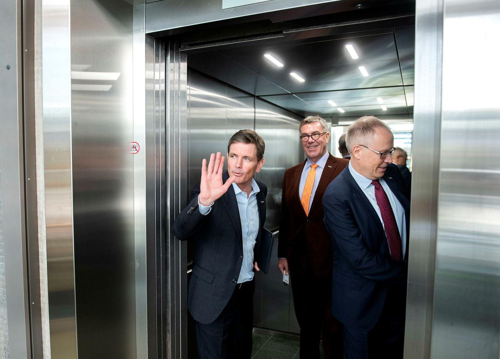 Orklas hovedeier og styreleder Stein Erik Hagen vil ha en norsk konsernsjef etter Peter A. Ruzicka som vinker adjø til Orkla etter fem år som konsernsjef.