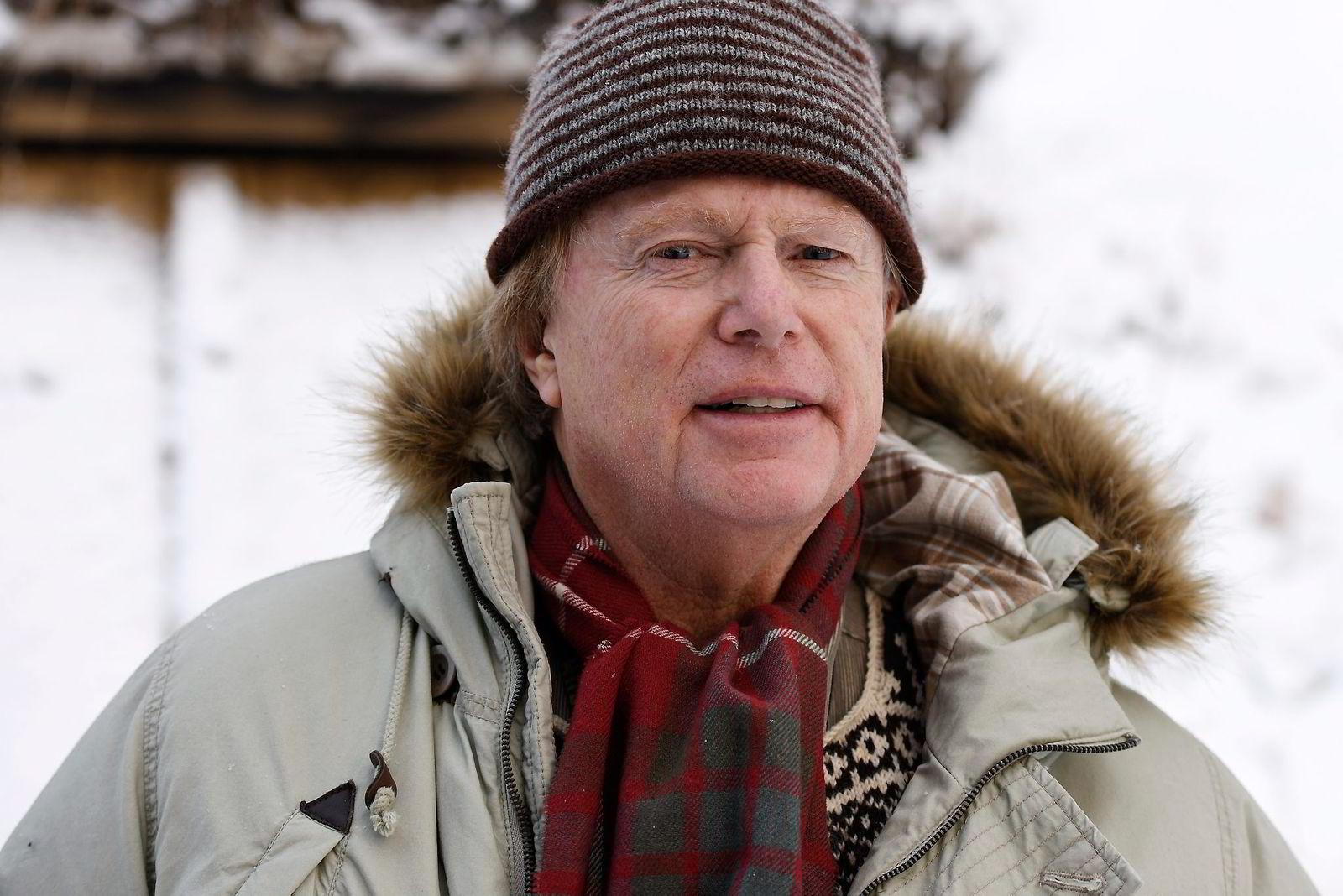 Investor Petter Olsen mener tiden er i ferd med å renne ut for villmarken i Norge.